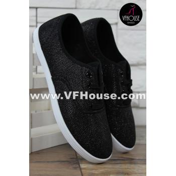 Обувки 16-1604 5065 Black