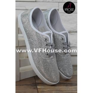Обувки 16-1604 5065 Silver
