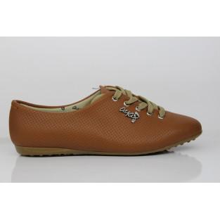 Обувки TR4006 Camel