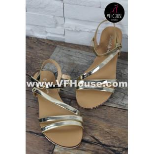 Сандали 16-1604 AB37 Gold