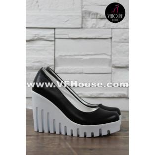 Дамски обувки 16-1604 01 Black