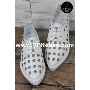 Обувки 16-SB2004 04 White